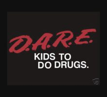 DARE KIDS shirt by PARecords