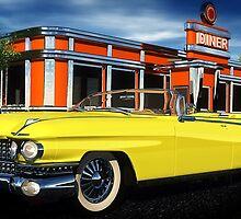 59 Cadillac Eldorado Biarritz by DYoungDigital