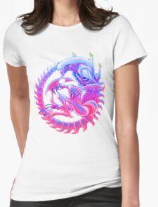 Xenomorph Womens Fitted T-Shirt