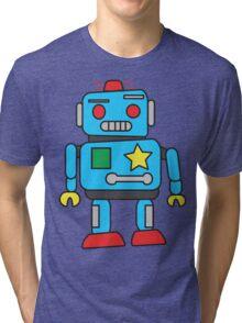 Mr. Robot Tri-blend T-Shirt
