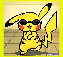 oppa pika style by Pokemon56