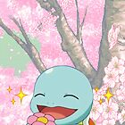 Flower Cutie Squirtle by babypank