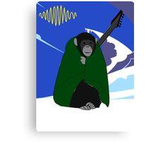 Arctic Monkey Canvas Print