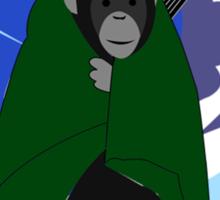 Arctic Monkey Sticker