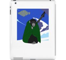 Arctic Monkey iPad Case/Skin