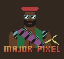 MAJOR PIXEL by Indayahlove