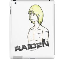 MGS - Raiden iPad Case/Skin