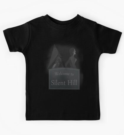 Welcome to Silent Hill Kids Tee
