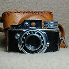 Vintage HIT Camera by Mark McReynolds