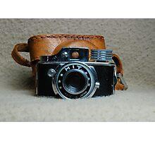 Vintage HIT Camera Photographic Print