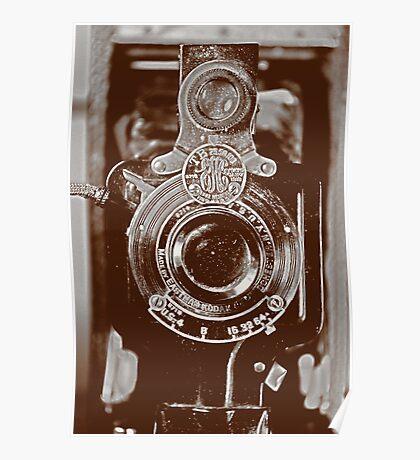 Vintage Kodak Poster