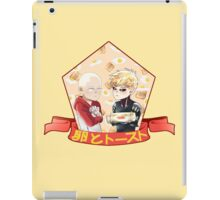 Egg and Toaster iPad Case/Skin