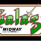 Galaga Arcade by RogerMooze