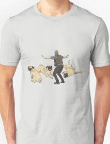 Jurassic Pugs T-Shirt