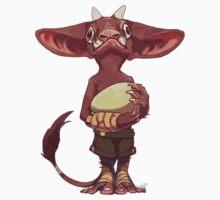 Goblin Thief by PencilCat