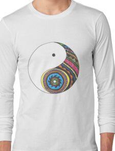 Ying Yang Long Sleeve T-Shirt