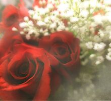 Red Roses for a Blue Lady by vigor