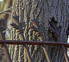 Tree & Fence, Inc. by Gilda Axelrod