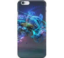 Aquatic Structure 2 iPhone Case/Skin