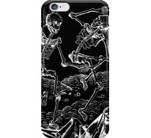 DANCE OF DEATH iPhone Case/Skin