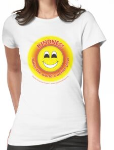 Kindness Makes The World a Better Place - Yellow T-shirt T-Shirt