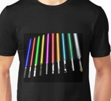 Lightsaber Unisex T-Shirt