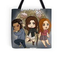 Alli A. Saves the day Tote Bag