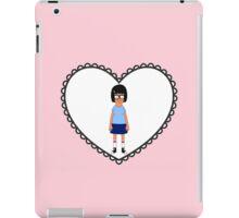 I Heart Tina Belcher 1 iPad Case/Skin