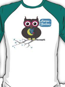Carpe Noctem Owl T-Shirt
