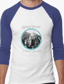 MINAS TIRITH PUBLIC LIBRARY Men's Baseball ¾ T-Shirt