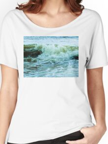 Crashing Wave Women's Relaxed Fit T-Shirt