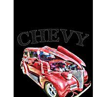 1939 Chevy Photographic Print