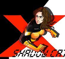 X-men-Shadow Cat by Rainy-Kho57