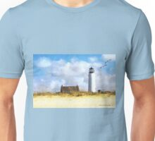 St. George Island Lighthouse (Views: 12,299) Unisex T-Shirt