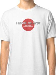 Jiu-Jitsu Tee Classic T-Shirt