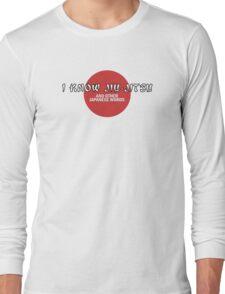 Jiu-Jitsu Tee Long Sleeve T-Shirt