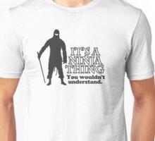 Ninja Thing Unisex T-Shirt