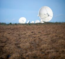 Goonhilly Earth Satellite Station by photoeverywhere