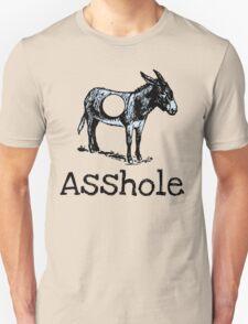 Asshole T-shirt Unisex T-Shirt
