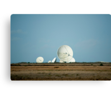Goonhilly Earth Station Canvas Print