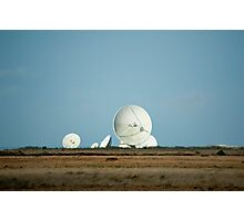Goonhilly Earth Station Photographic Print