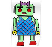 Ms. Robot Poster