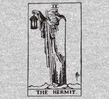 The Hermit (Light) by greencoyote