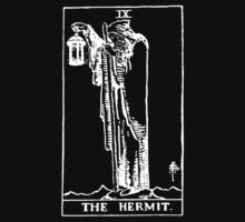 The Hermit (Shadow) by greencoyote