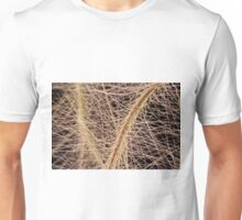 Fox Tail Grass Macro Unisex T-Shirt