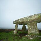 Lanyon quoit dolmen by photoeverywhere