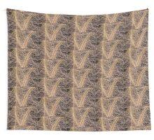 Fox Tail Grass Macro Wall Tapestry