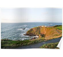 Mainland Britains most southerly point Poster