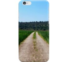 My Way iPhone Case/Skin