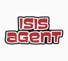 ISIS Agent by HalfFullBottle